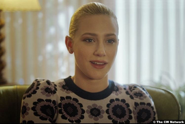 Riverdale S03e22 Lili Reinhart Betty Cooper