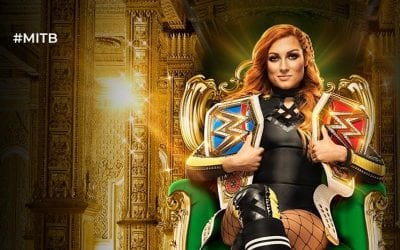 Wwe Money In The Bank 2019 Poster
