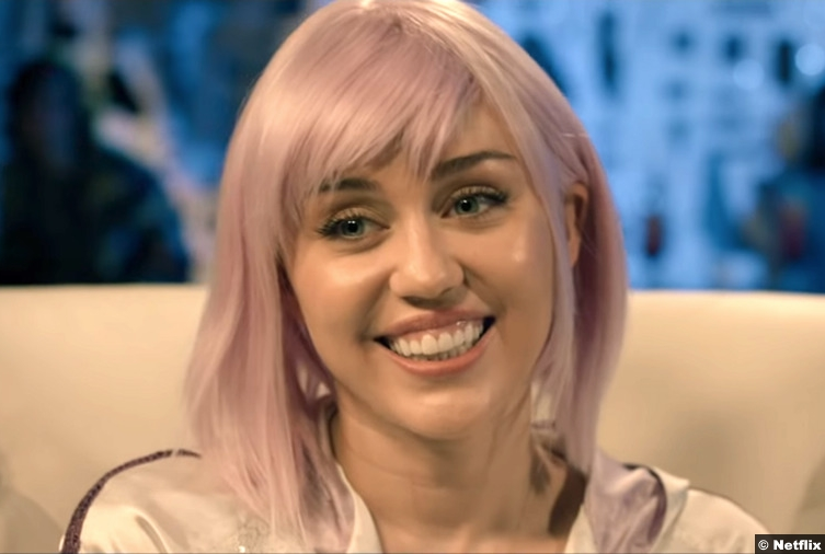 Black Mirror S5 Rachel Jack Ashley Too Miley Cyrus