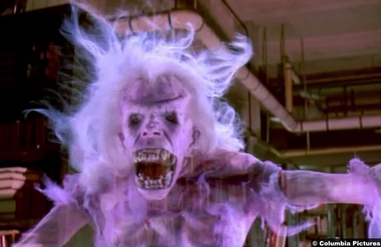 Ghostbusters 1984 Ghost 2