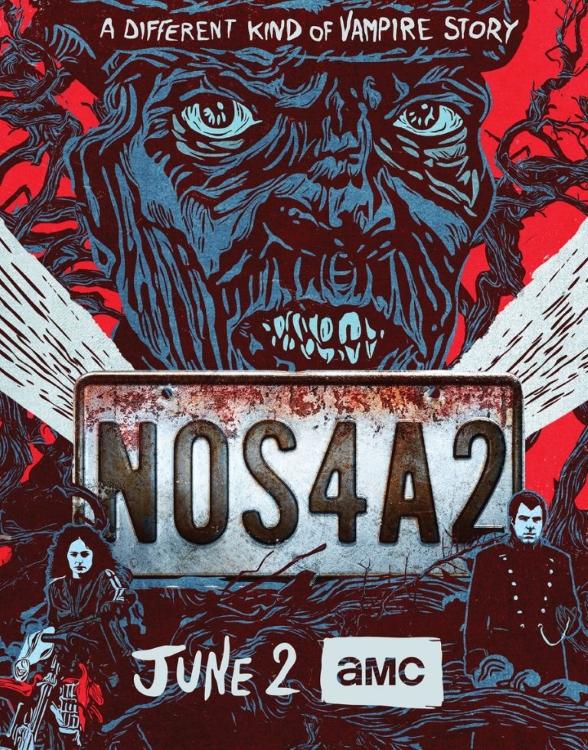 Nos4a2 S01 Poster