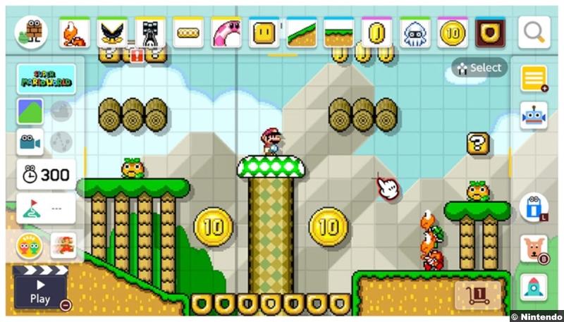 REVIEW: Super Mario Maker 2   needs a gamepad