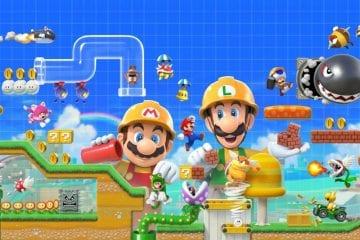 Super Mario Maker 2 Poster 3