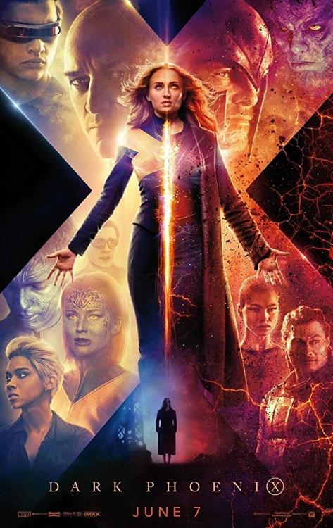 X Men Dark Phoenix Poster 2