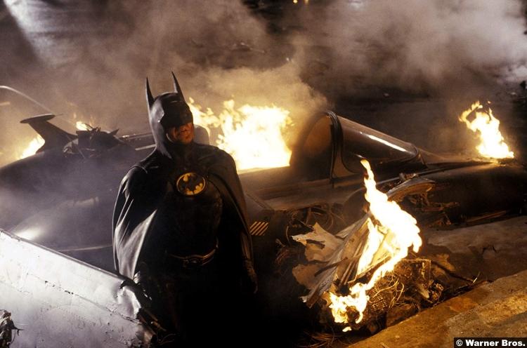 Batman 1989 Michael Keaton Bruce Wayne 2