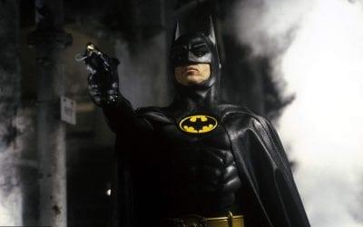 Batman 1989 Michael Keaton Bruce Wayne