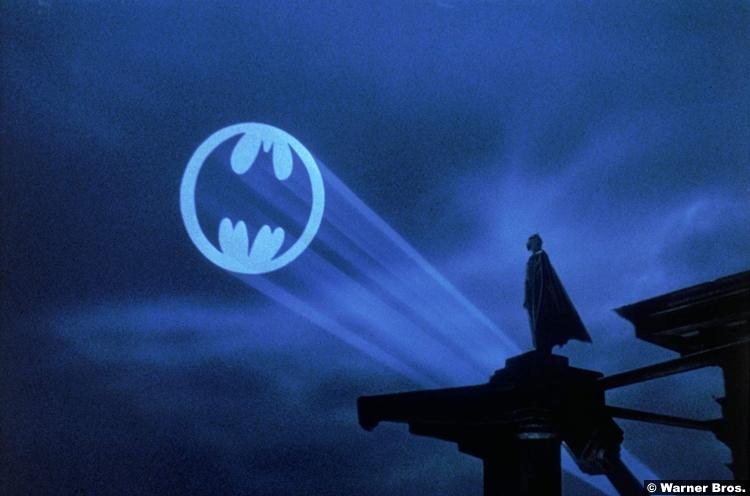 Batman 1989 Michael Keaton Bruce Wayne Sign