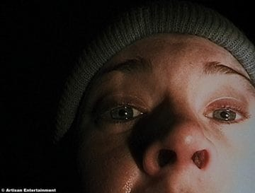 Blair Witch Project Heather Donahue 2