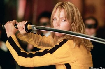Kill Bill Uma Thurman 2