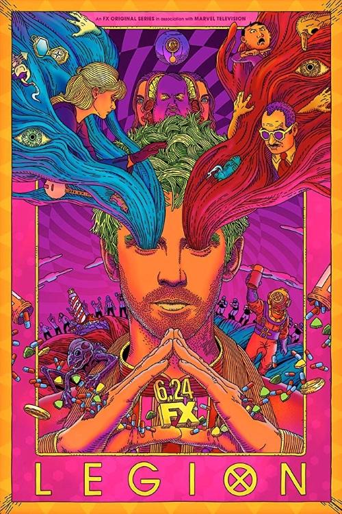 Legion S3 Poster