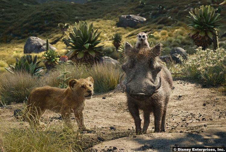 Lion King 2019 2