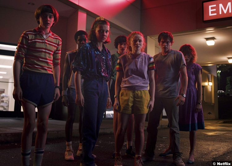 Stranger Things S3 Group 2