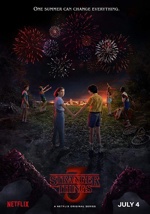 Stranger Things S3 Poster 2