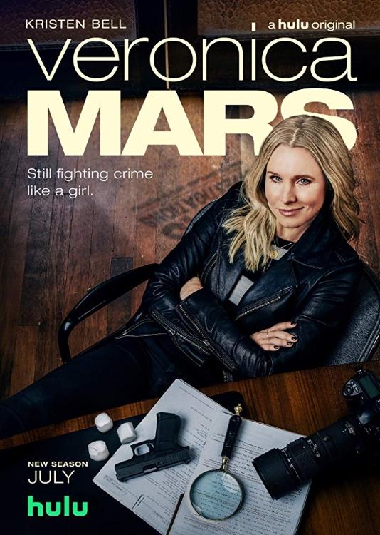 Veronica Mars S04 Poster