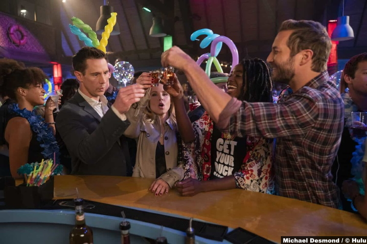 Veronica Mars S04e03 Kristen Bell Logan Echolls Jason Dohring