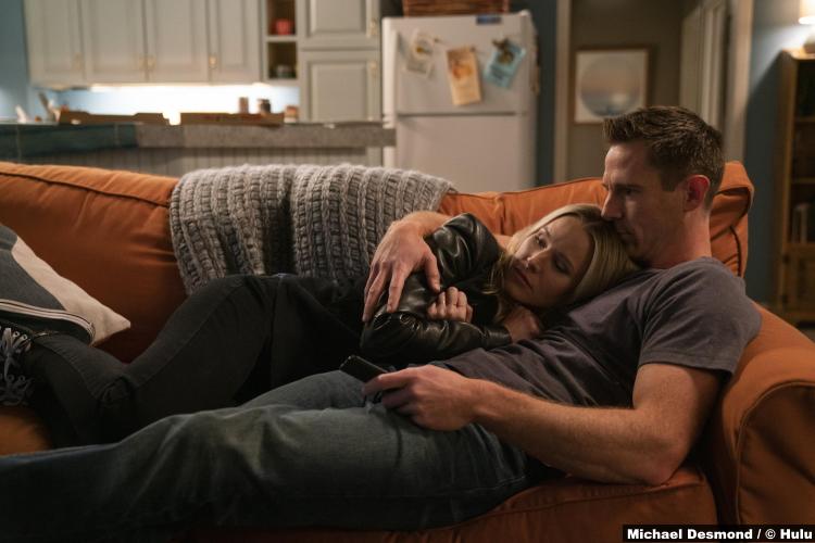 Veronica Mars S04e04 Kristen Bell Logan Echolls Jason Dohring