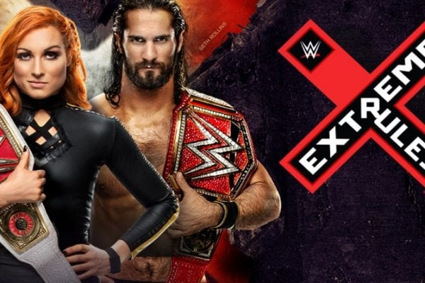 Wwe Extreme Rules 2019 Poster 2