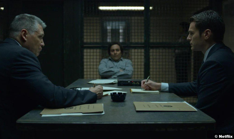 Mindhunter S02 Holt Mccallany Jonathan Groff 2