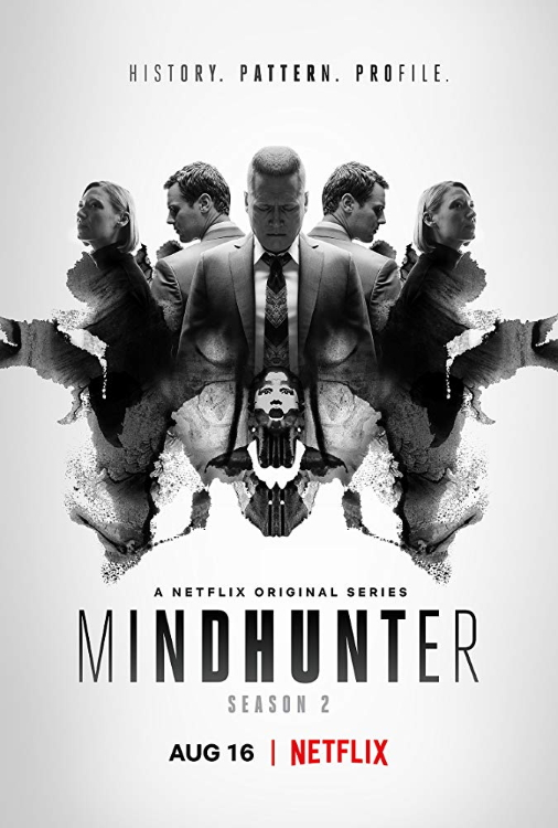 Mindhunter S02 Poster