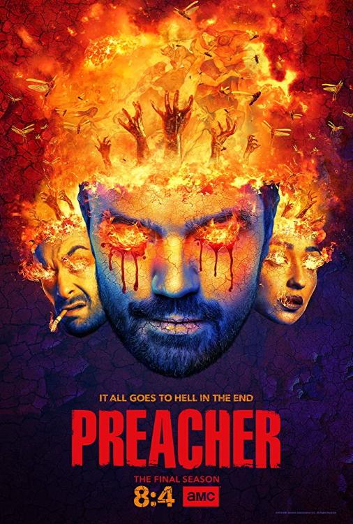 Preacher S4 Poster