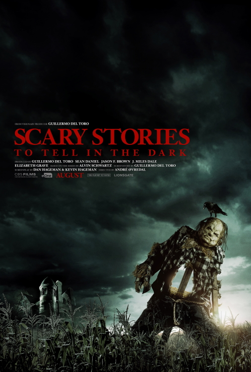 Scary Stories Tell Dark Poster