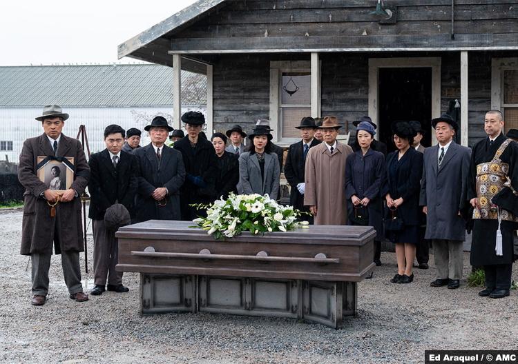 Terror S02e01 Group Cast