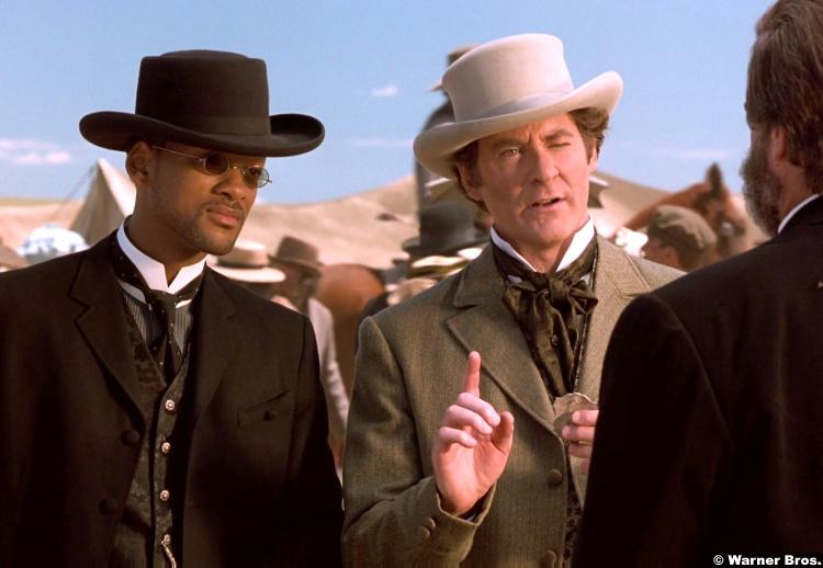 Wild Wild West Will Smith Kevin Kline