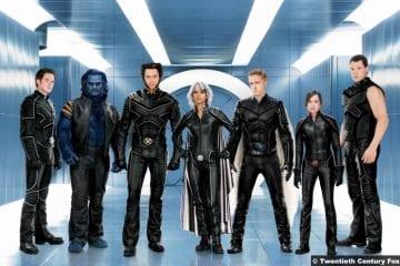 X Men 3 Cast