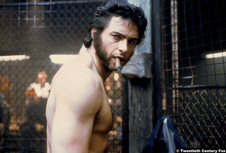 X Men Wolverine Hugh Jackman 2