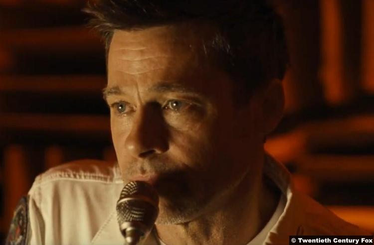 Ad Astra Brad Pitt Roy Mcbride 4