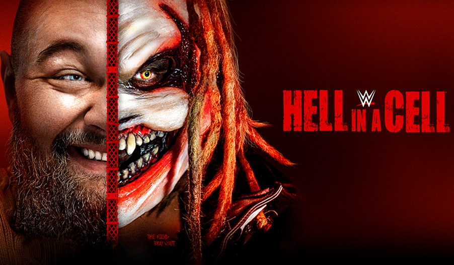 Hell In A Cell Poster 2019 2
