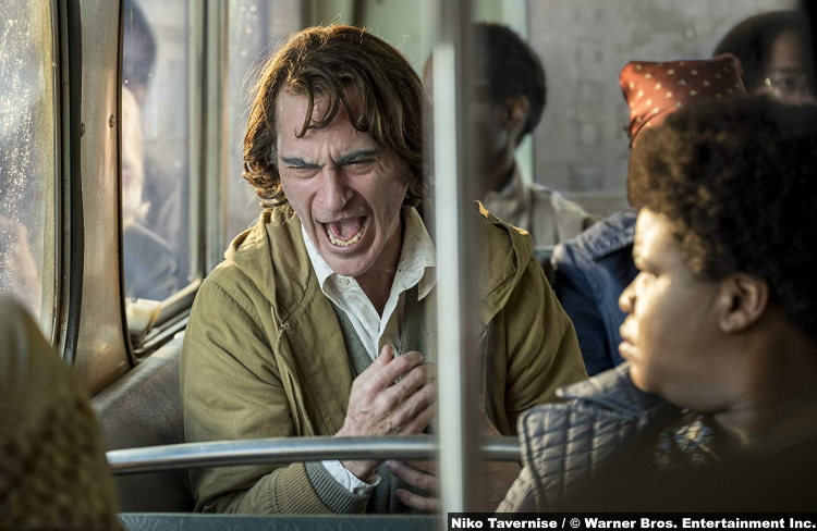 Joker Joaquin Phoenix Mandela Bellamy