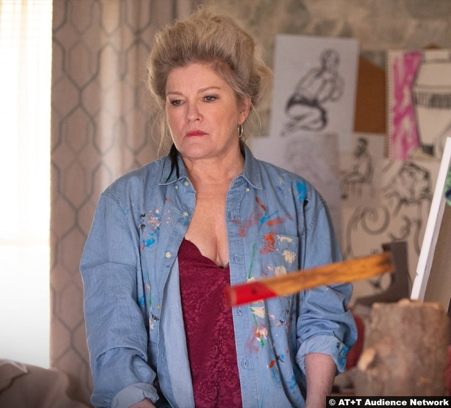 Mr Mercedes S03 Kate Mulgrew Alma Lane