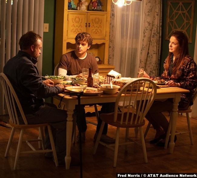 Mr Mercedes S03e01 Josh Daugherty Claire Bronson Rarmian Newton Tom Majorie Peter Saubers