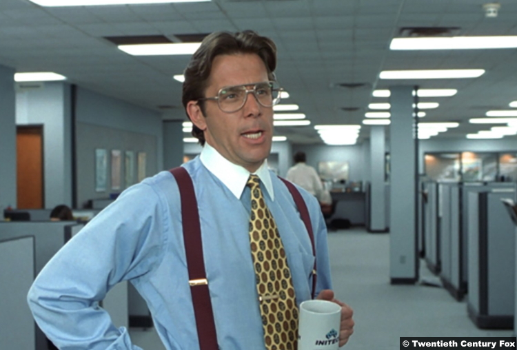 Office Space Gary Cole