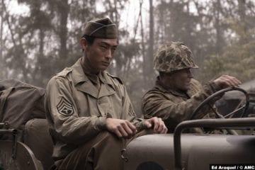 Terror S02e05 Taiga Seiya Sgt Terajima