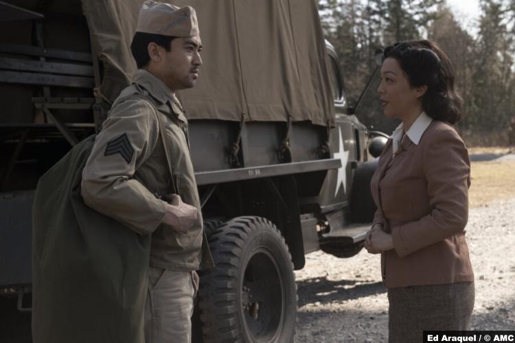 Terror S02e06 Derek Mio Chester Nakayama Naoko Mori Asako Nakayama