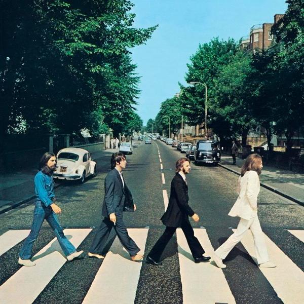 Beatles Abbey Road Album Cover 2