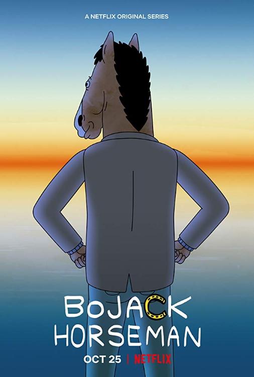 Bojack Horseman S06a Poster
