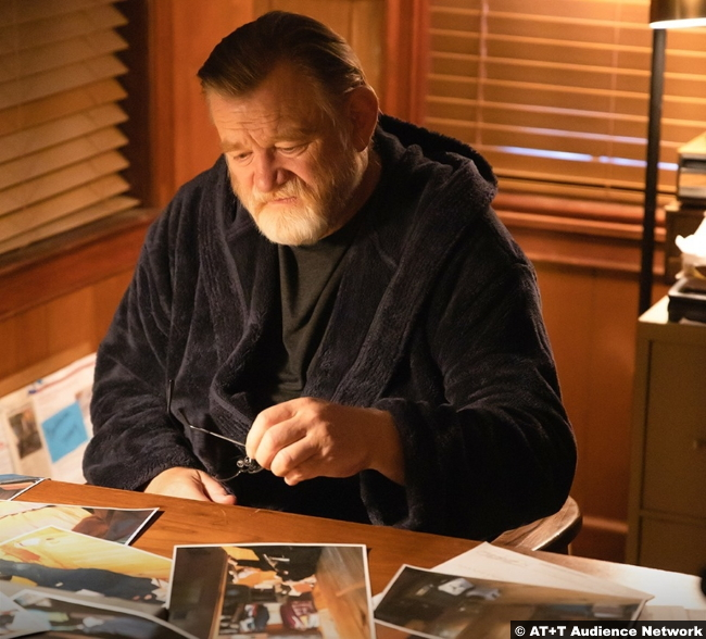 Mr Mercedes S03 Brendan Gleeson Bill Hodges