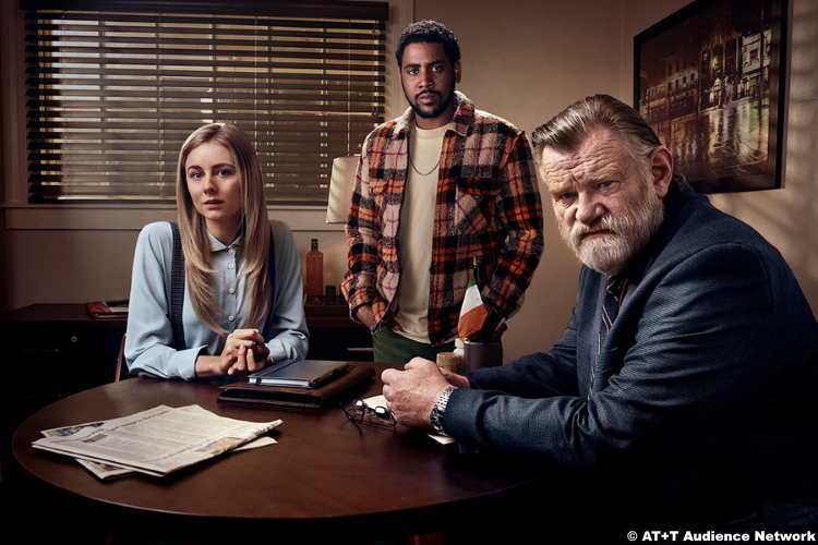 Mr Mercedes S03 Jharrel Jerome Brendan Gleeson Jerome Robinson Bill Hodges Holly Gibney Justine Lupe