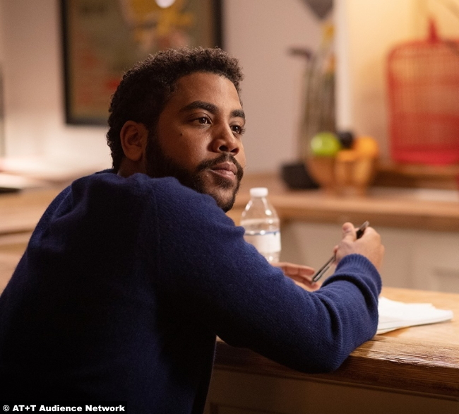 Mr Mercedes S03 Jharrel Jerome Robinson 2