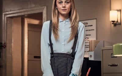 Mr Mercedes S03 Justine Lupe Holly Gibney