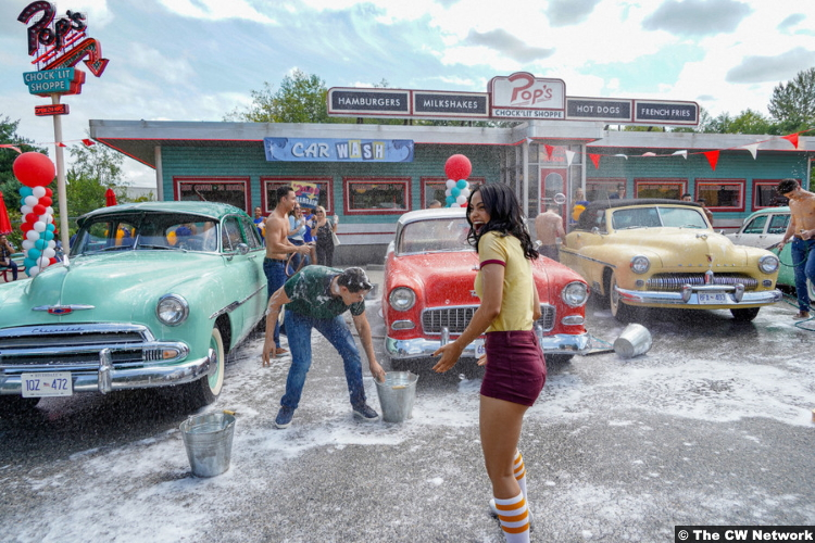 Riverdale S04e03 Camila Mendes Veronica Lodge
