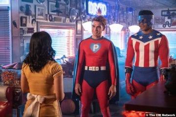 Riverdale S04e04 Eli Goree Camila Mendes Kj Apa Mad Dog Veronica Archie