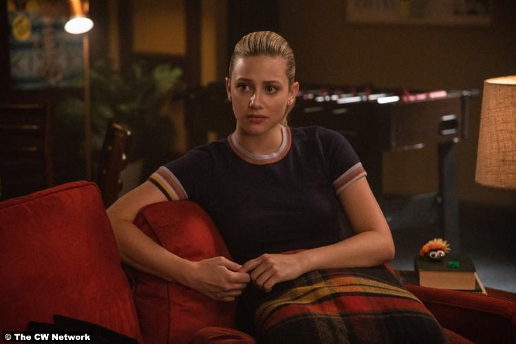 Riverdale S04e04 Lili Reinhart Betty Cooper
