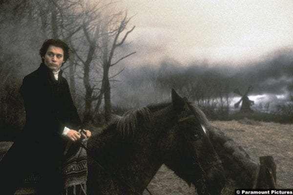 Sleep Hollow Johnny Depp Ichabod Crane 3
