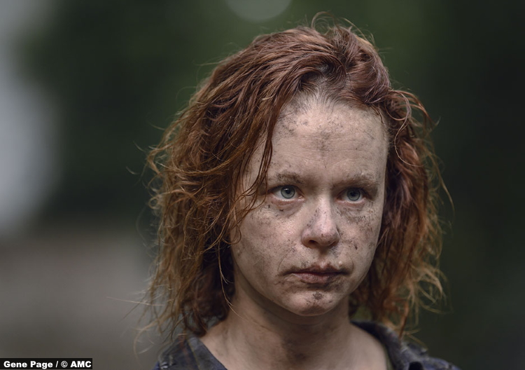 Walking Dead S10 Thora Birch Gamma 2