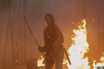 Walking Dead S10e01 Michonne Danai Gurira