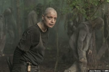 Walking Dead S10e02 Samantha Morton Alpha 4